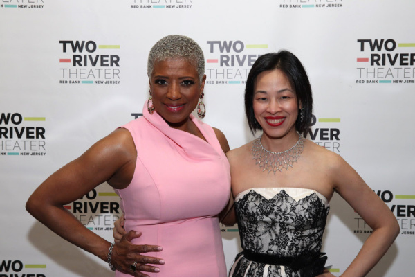 Photo Flash: Regina Taylor, Ruben Santiago-Hudson, Marva Hicks, Lori Tan Chinn And More Celebrate OO-BLA-DEE Opening Night At Two River