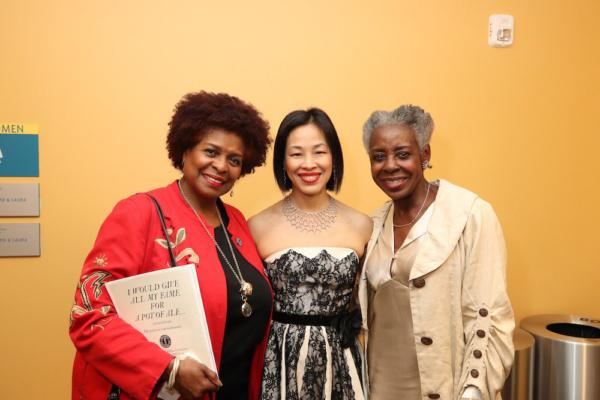 Lia Chang, Marjorie Johnson Photo