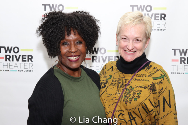 Elain Graham and Terria Joseph