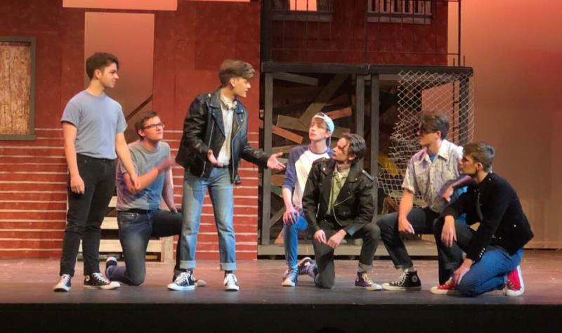 BWW Review: WEST SIDE STORY: A Big Story for Omaha's South High Magnet School