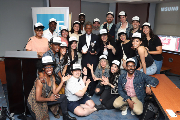 Photo Flash: Andre De Shields Receives 2019 Richard Seff Award