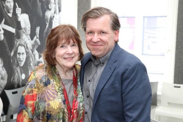 Photo Flash: Andre De Shields Receives 2019 Richard Seff Award