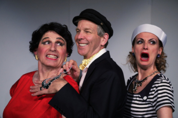 Photo Flash: GALAS, Starring and Directed By Everett Quinton Opens Sunday, June 16th