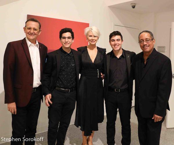 Rich Switzer, Adian Taylor, Jill Switzer,Chris Santiago, Frank Derrick Photo
