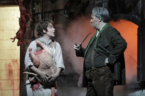 Photo Flash: First Look at San Francisco Opera's RUSALKA