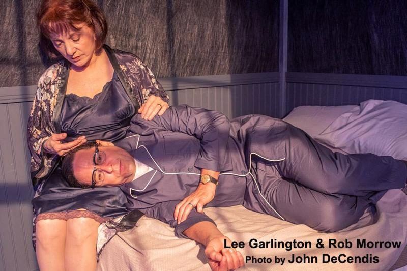 BWW Interview: Rob Morrow Debuts On The L. A. Boards As SALESMAN's Willy Loman