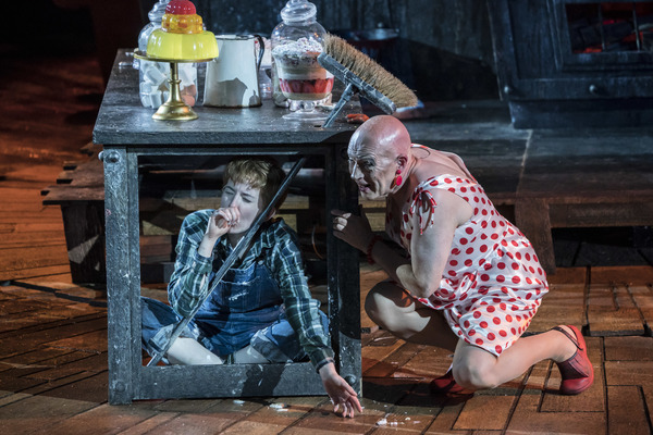 Photo Flash: First Look at HANSEL AND GRETEL at Regent's Park Open Air Theatre