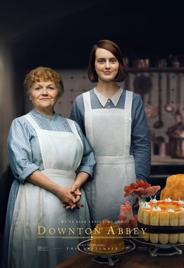 Photo Flash: DOWNTON ABBEY Character Posters Released