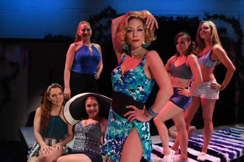 BWW Review: MAMMA MIA! Aims to Entertain at San Jose Stage Company