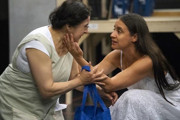 Sabina Zuniga Varela and Socorro Santiago Photo