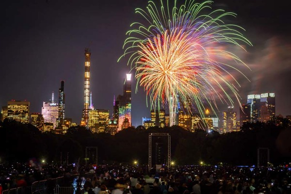 Photo Flash: The New York Philharmonic Visit NYC Parks In Summer Series!