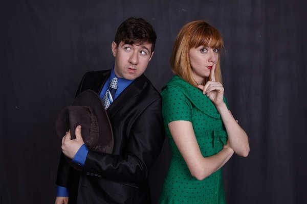 Elliot Lazar & Sarah Errington