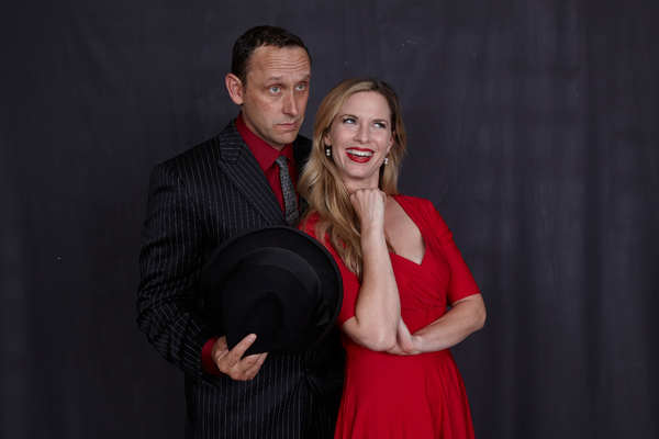 Jason Maddy & Allison Spratt Pearce