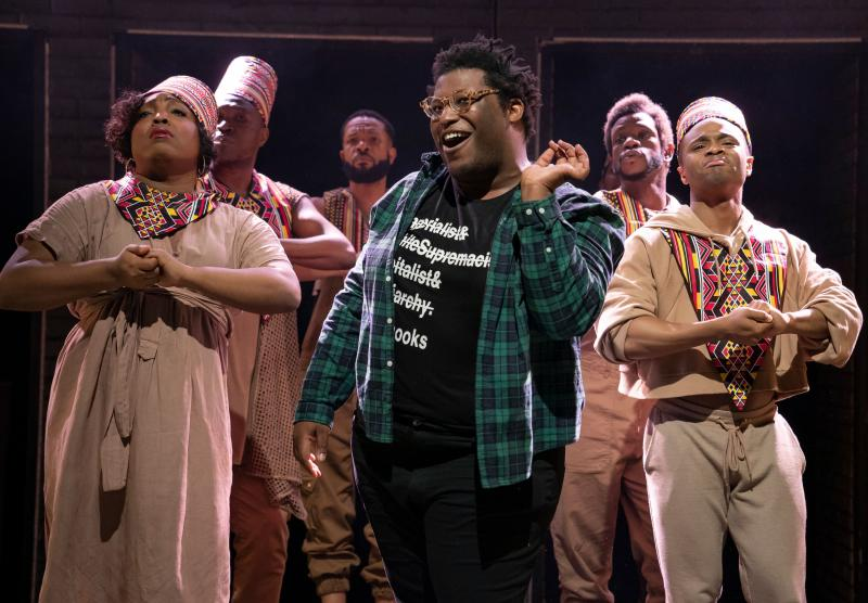 BWW Review: Michael R. Jackson's Clever and Tuneful A STRANGE LOOP Zeros In On The Exclusive Side of Inclusiveness