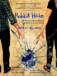 BWW Review: The Lessons of Love and Loss is Nuance Theatre Co's RABBIT HOLE