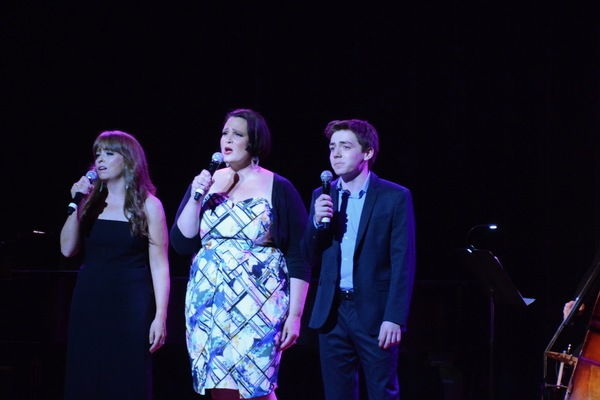 Photo Coverage: Lisa Howard, Kenita Miller, and More Perform at Broadway By The Year: Broadway Musicals Of 1987 and 2015