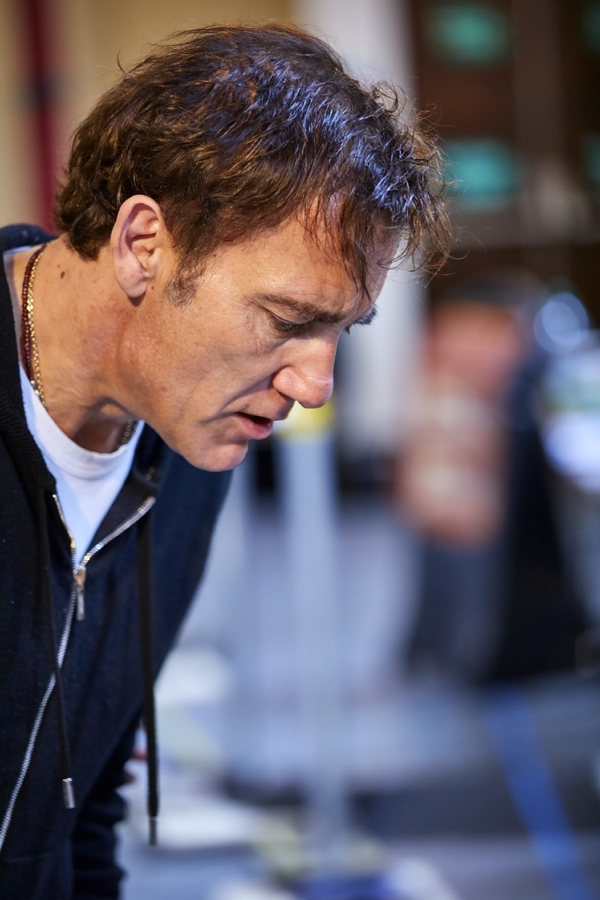 Photo Flash: Inside Rehearsal For THE NIGHT OF THE IGUANA