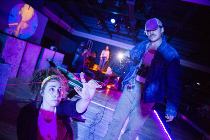 BWW Review: FOREST TREÁS at Pointless Theatre Company
