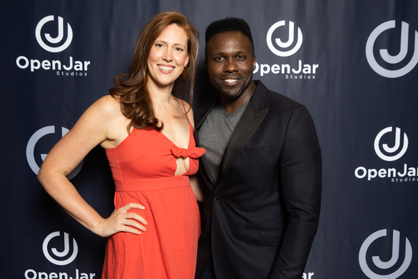 Cathryn and Joshua Henry