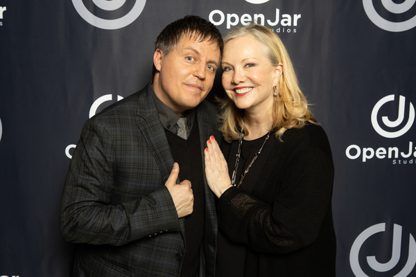 Jeff Whiting and Susan Stroman