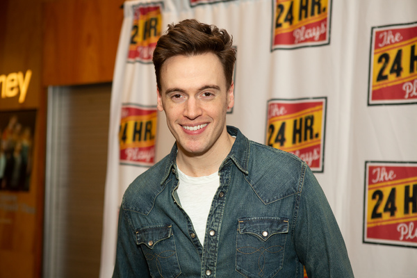 Photo Coverage: Erich Bergen, Noah Galvin, Isabelle Fuhrman, and More Star in THE 24 HOUR MUSICALS
