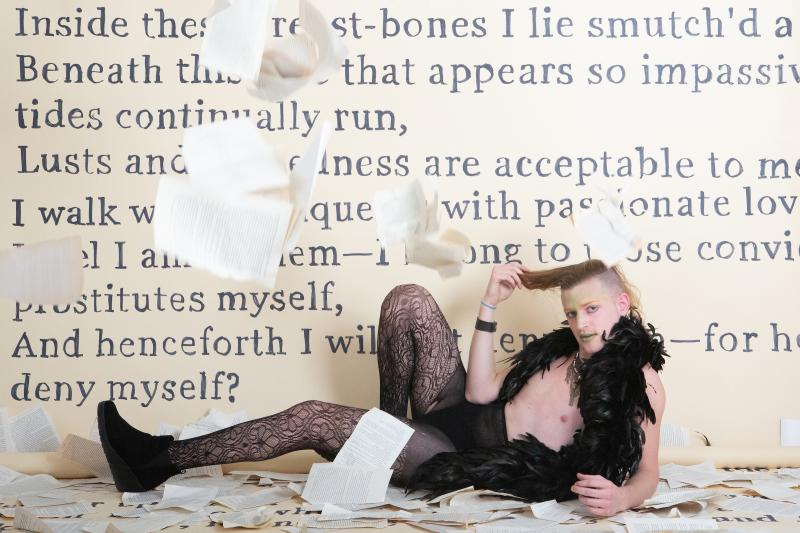 BWW Interview: The Bearded Ladies Cabaret, a Philadelphia-Based Queer Experimental Cabaret Troupe, Takes on Walt Whitman And Other Imperfect Heroes in CONTRADICT THIS!