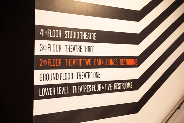 Photo Flash: Go Inside the Dedication Ceremony of the Renovated Theatre Row!