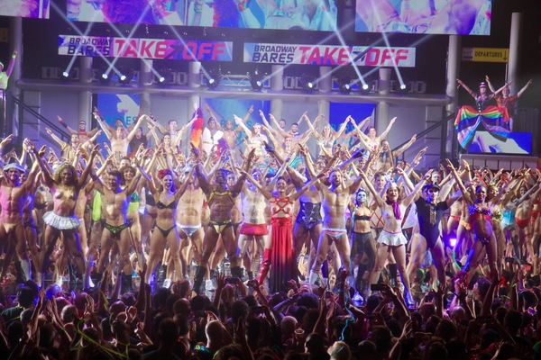 Photo Coverage: Get Ready for Take Off at Broadway Bares 2019!