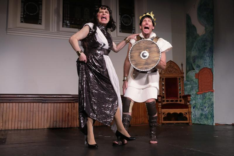BWW Review: Stage Treasure Everett Quinton is Classically Ridiculous in Charles Ludlam's Diva Spoof GALAS