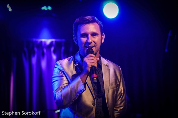 Photo Coverage: Nicolas King Hits The Stage At The Green Room 42