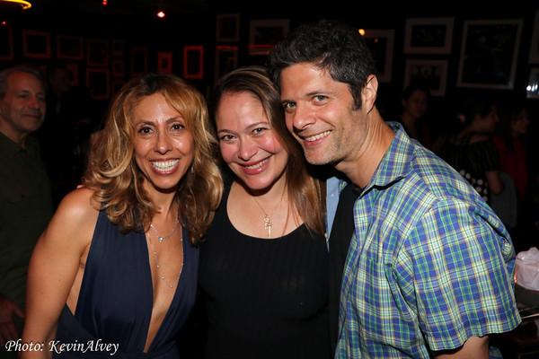 Photo Flash: Jenn Colella, Jarrod Spector and More Join Amanda Green At Birdland