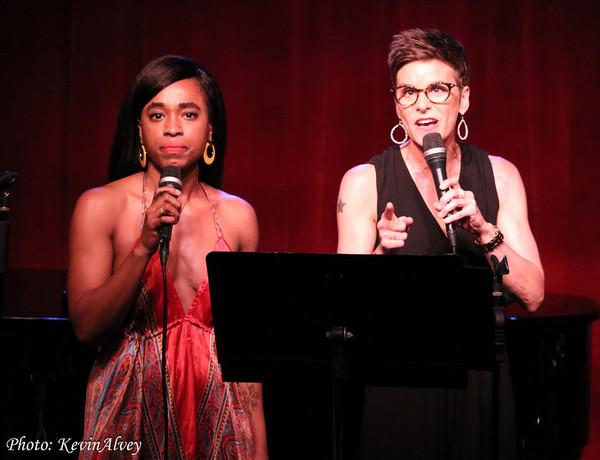 Kristolyn Lloyd, Jenn Colella Photo