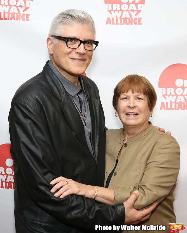 Frank (Fraver) Verlizzo and Susan Schulman Photo