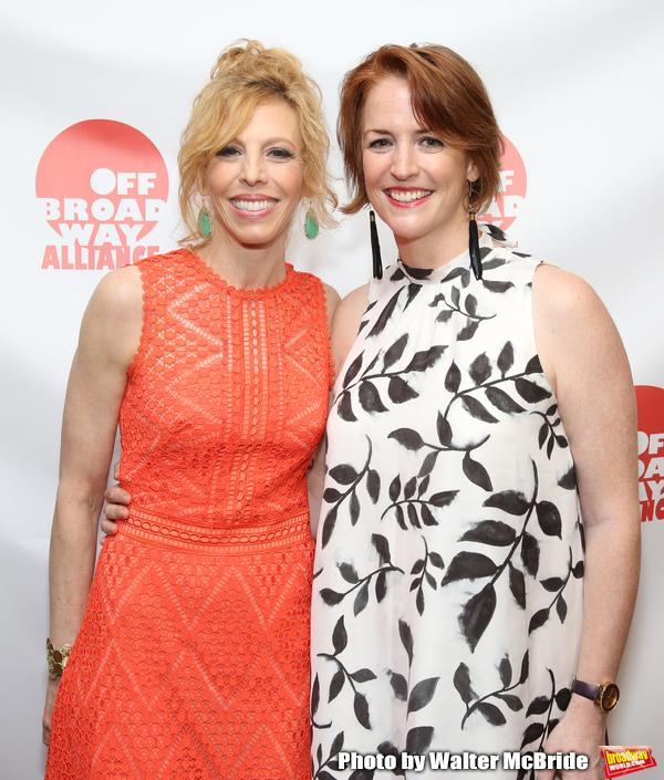 Maddie Corman and Carmela Dean