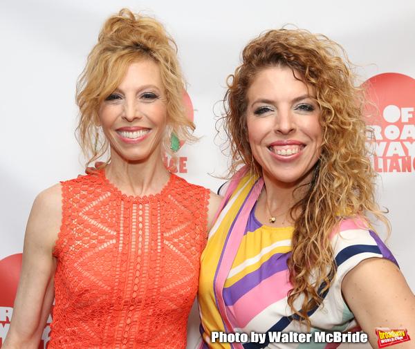 Maddie Corman and Kristin Hanggi