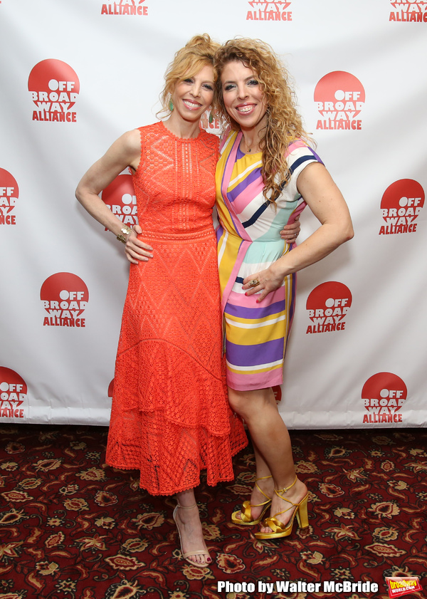 Maddie Corman and Kristin Hanggi  Photo