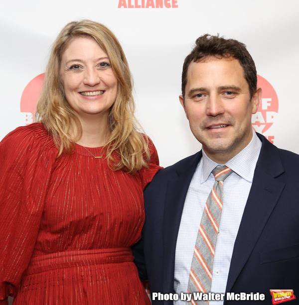 Heidi Schreck and director Oliver