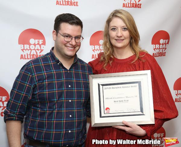 Matt Ross and Heidi Schreck  Photo