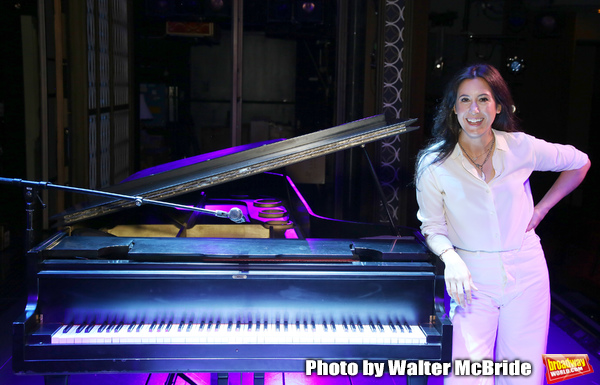 Photo Coverage: Vanessa Carlton Previews Her Upcoming Broadway Debut in BEAUTIFUL - THE CAROLE KING MUSICAL