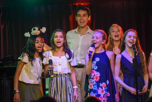 Photo Flash: Inside The Return Of THE EARLY NIGHT SHOW LIVE! STARRING JOSHUA TURCHIN