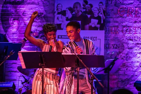 Photos: Brandon Victor Dixon, Adrienne Warren, & Jelani Alladin Join Project Next Gen Students In Performance