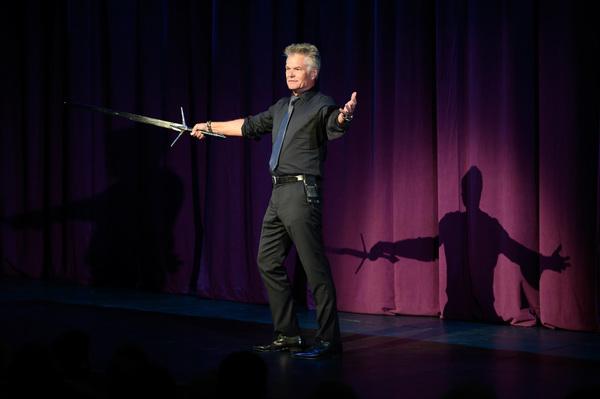 Photo Flash: Shakespeare Theatre Company Celebrates Artistic Director, Michael Kahn