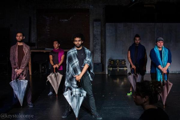 Photo Flash: R.Evolución Latina Presents Shakespeare's THE TEMPEST