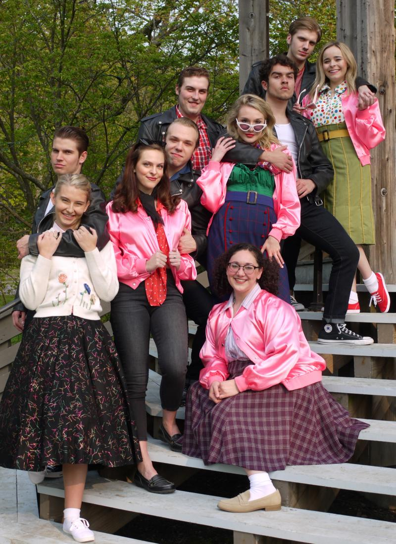 BWW Review: We Go Together: MSMT and Lewiston's Public Theatre Co-Produce GREASE