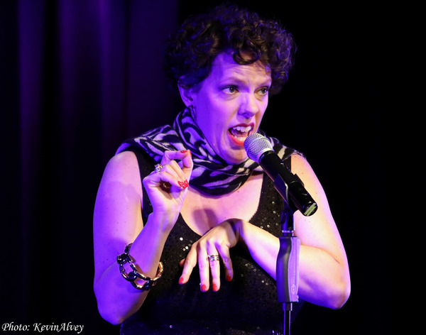 Photo Coverage: Amanda Bruton Brings STILL UNCASTABLE to Laurie Beechman Theater