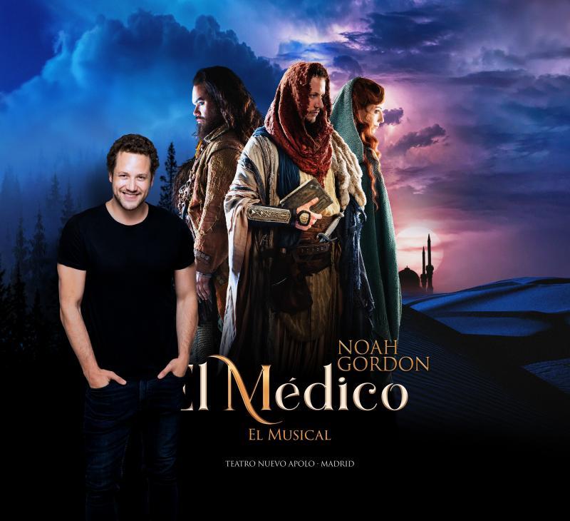 BREAKING NEWS: Daniel Diges será Rob en la segunda temporada de EL MEDICO
