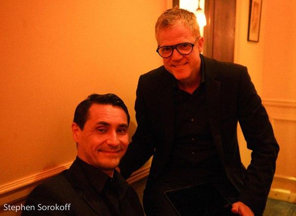 David Shenton, music director & Steve Doyle