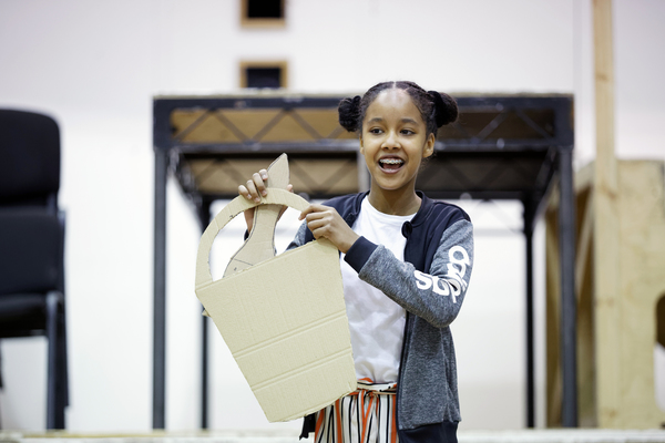 Photo Flash: In Rehearsal For Benjamin Britten's NOYE'S FLUDDE at Theatre Royal Stratford East