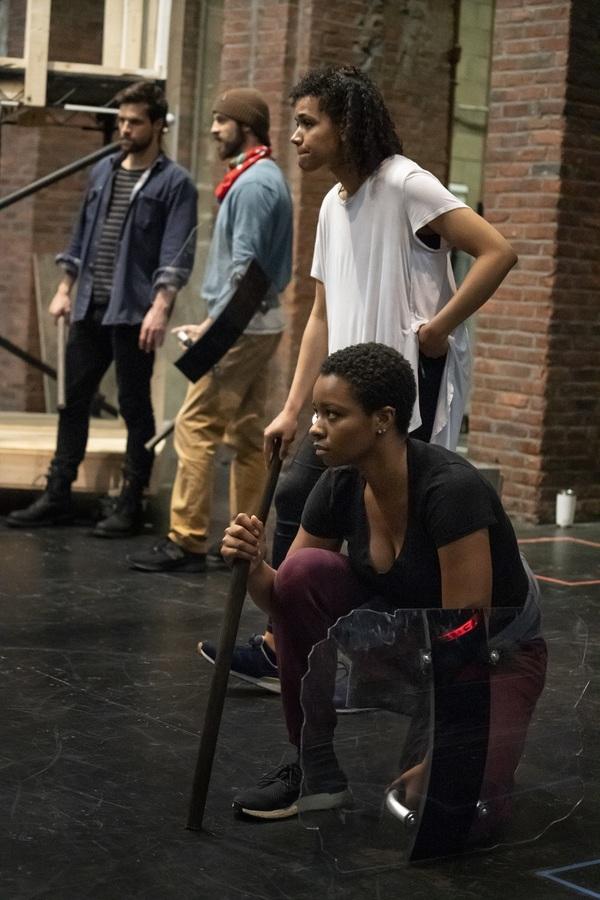 L'Oreal Lampley, Maria Mukuka, Gregory Connors, and Chris Ghaffari Photo