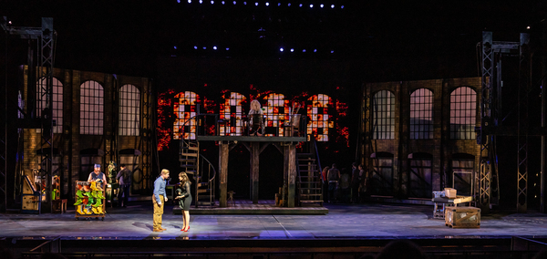 Exclusive Photos: Get A First Look At The Regional Premiere Of KINKY BOOTS at The Muny